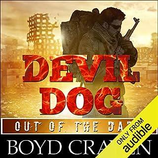 Devil Dog audiobook cover art