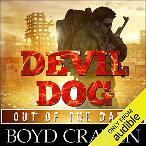 Devil Dog audiobook cover art