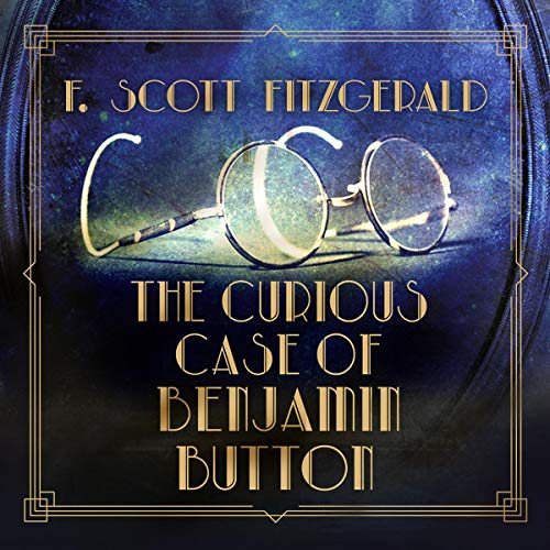 The Curious Case of Benjamin Button copertina