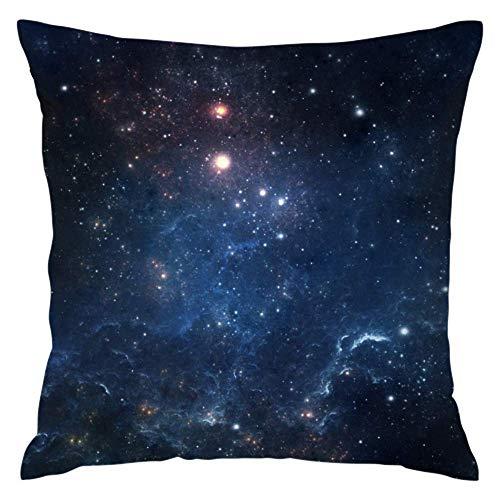 N\A Throw Pillow Case Funda de cojín Funda de Almohada estándar para Hombres Mujeres Sofá Decorativo para el hogar Sillón - Espacio
