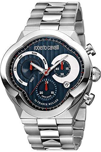 ロベルトカヴァリ by フランクミュラー 腕時計 RV1G028M0081 メンズ