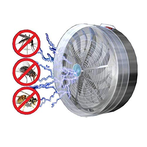 XHSHLID Home Solar Mosquito Killer Energia Solare Buzz UV-lamp Fly Insect Bug Mosquito Kill Zapper Killer lampen voor tuin