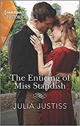 The Enticing of Miss Standish Book Cover