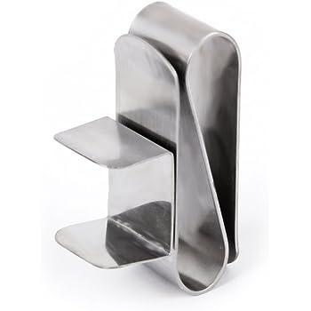 Biliardo Wovemster Pool Biliardo Magnetica in Pelle con Clip per Cintura Clip per Cioccolato Supporto per Gesso Biliardo per Sfregare La Polvere