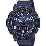 Casio Pro Trek PRT-B50-2ER Watch Men Blue 2019 - Pulsómetro