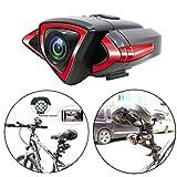 Cyclist Camera Night Rear View WiFi Bike Cam DVR Bicycle Cycling Video Recorder