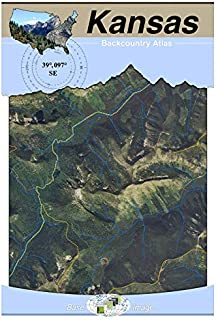39°097° SE - Clay Center, Kansas Backcountry Atlas (Aerial)