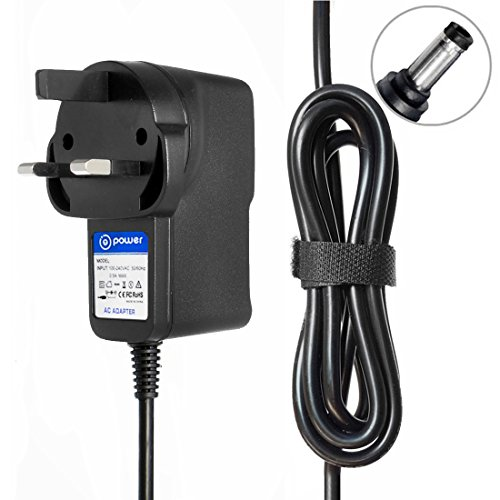 T-Power – DC-AC-Adapter (9 Volt) für Casio-Keyboards