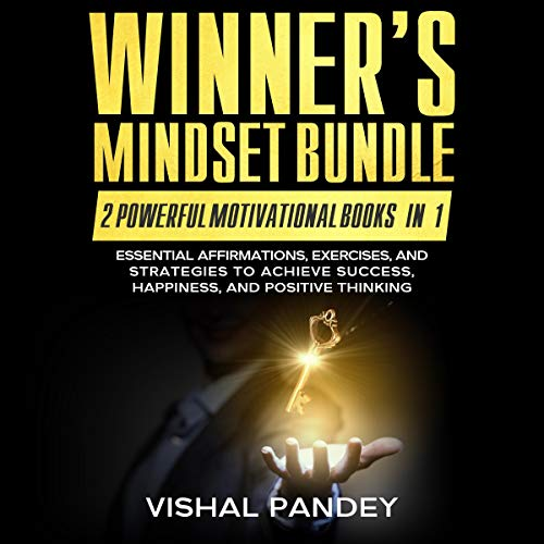 Winner's Mindset Bundle: 2 Powerful Motivational Books in 1 audiobook cover art