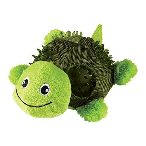 KONG Panzer-Schildkröte, kleines Hundespielzeug