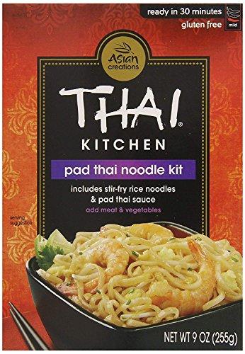 Thai Kitchen Gluten-Free Original Pad Thai Stir-Fry Noodles, 9 oz. (Pack of 3)