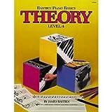 Bastien Piano Basics - Theory Level 4 Book