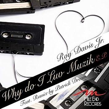 Why Do I Luv Muzik (Remixes)