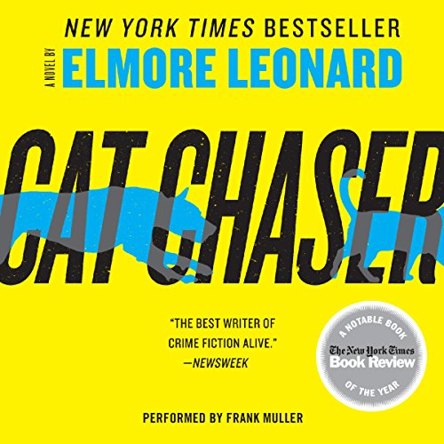Cat Chaser cover art