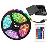 51gVc+CnWJL. SL160  - Battery Operated Led Strip Lights