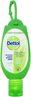 Dettol Instant Hand Sanitizer Refresh Green Clip 50mL
