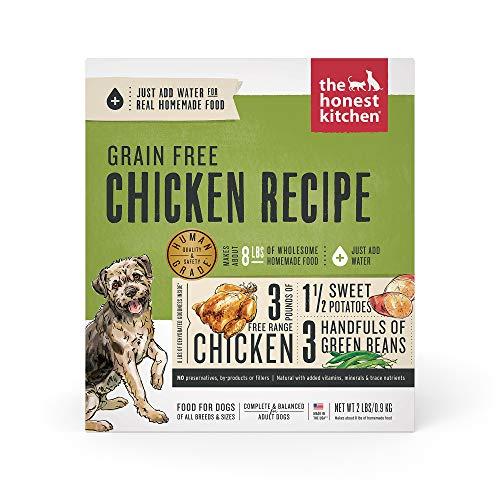 The Honest Kitchen Grain-Free Human Grade Dehydrated Dog Food