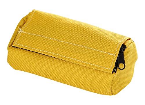 Kerbl 80771 Snack-Dummy, 10 x 5 cm, gelb