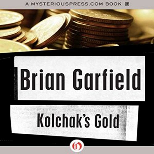 Kolchak's Gold audiobook cover art