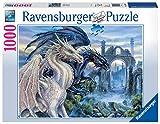 Ravensburger Puzzle, Puzzles 1000 Piezas, Dragones Místicos, Colección Fantasy, Puzzles para Adultos, Puzzle