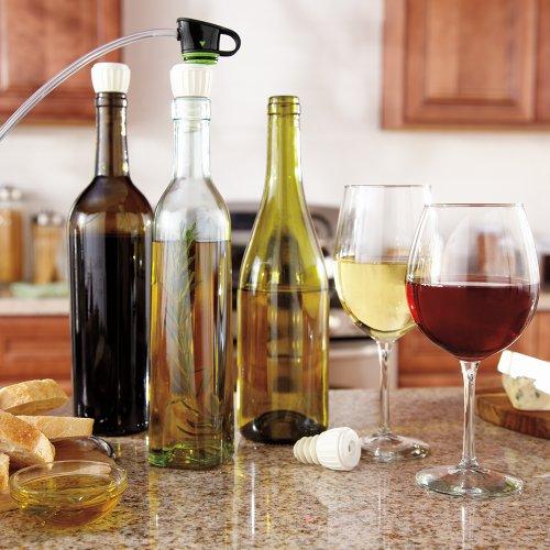 FoodSaver Bottle Stoppers, 3 Pack