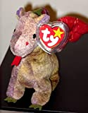Ty Beanie Baby ~ SCORCH the Dragon ~ MINT with MINT TAGS ~ RETIRED ,#G14E6GE4R-GE 4-TEW6W208947