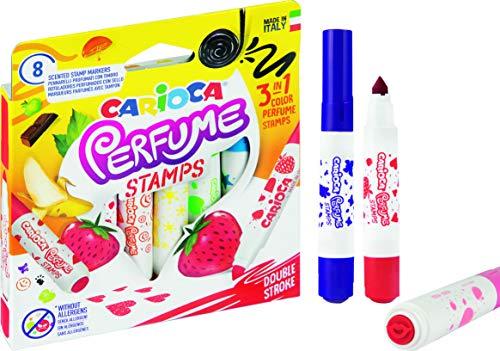 ROTULADOR Perfume Stamps Caja DE 8 Colores