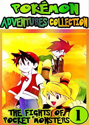 Pocket Adventure: Collection Pack 1 - Pocket Monsters Manga Adventures Pokemon Graphic Novel For Kids, Children (English Edition)