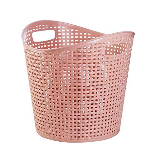 Draagbare opbergmand vochtbestendig en vervuilingsvrij materiaal vuile kleding opslag pure natuurlijke wasmand kan worden gereinigd en gemakkelijk te dragen Folding grote volume-waskor