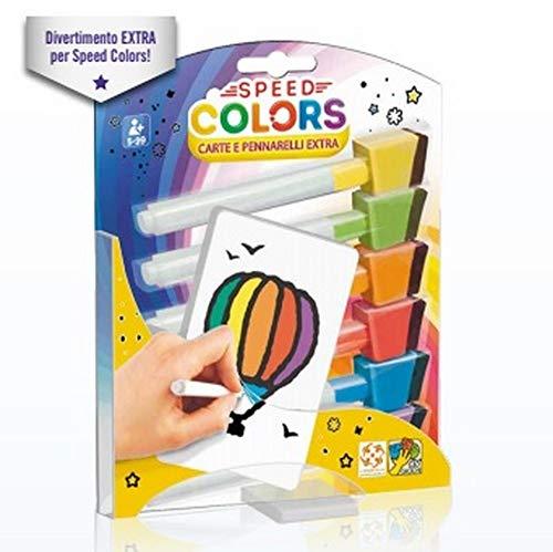 Speed Colors : Carte E PENNARELLI Extra Espansione Gioco da Tavolo