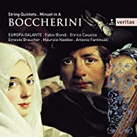 BOCCHERINI - STRING QUINTETS. MINUET IN A (reissue) by Europa Galante (2015-01-28)