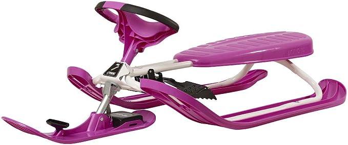 Rennschlitten – Stiga Snow Racer Color Pro Pink