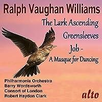 Ralph Vaghan Williams: The Lark Ascending / Greensleeves / Job