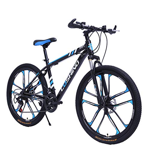 QJ Bicicleta De Montaña, 30 Velocidad con Amortiguador De Cambio De Carrera...
