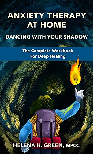 Anxiety Therapy at Home: Dancing With Your Shadow (English Edition)