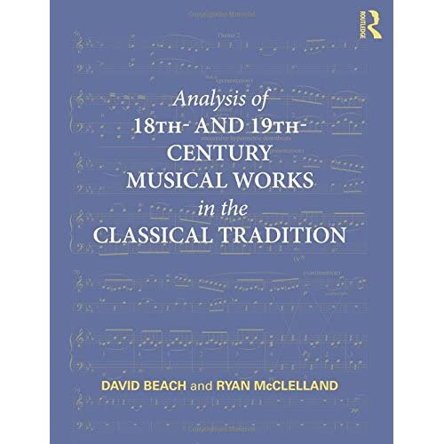 Classical Music Analysis: Amazon com