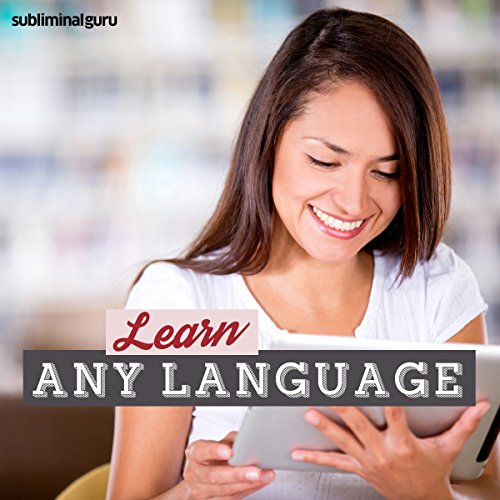 Learn Any Language  audiobook cover art