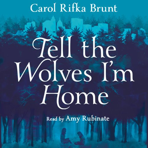 Tell the Wolves I'm Home                   By:                                                                                                                                 Carol Rifka Brunt                               Narrated by:                                                                                                                                 Amy Rubinate                      Length: 11 hrs and 46 mins     5 ratings     Overall 4.6
