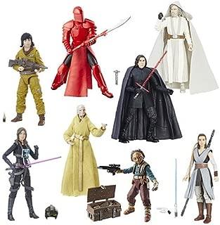 Star Wars The Black Series 6-Inch Action Figure Wave 14 Case Set