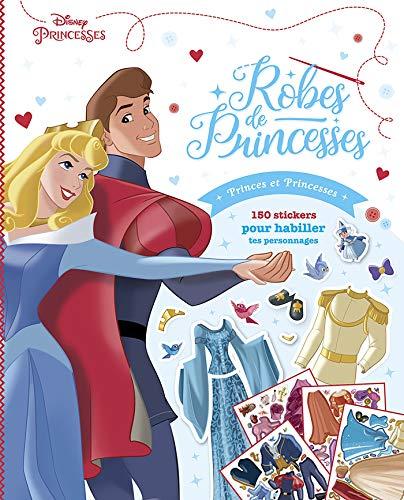 DISNEY PRINCESSES - Robes de princesses - Princes et Princesses