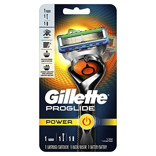 1. Gillette Proglide Power Razor