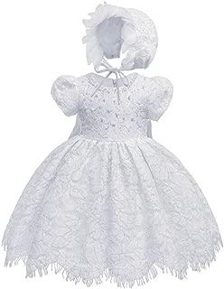 HainGexon Baby Girls Princess Short Sleeve Lace Bowknot Halloween Christmas Party Dresses