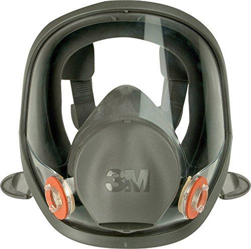 3M 6900L Respiratore a Pieno Facciale, Large,grigio