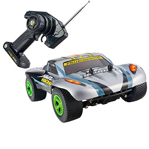 Speed run Buggy 4x4 radiocommande Grise Noir