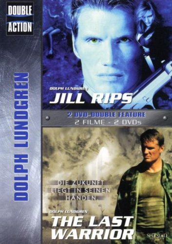 Dolph Lundgren Double Action (Jill Rips/The Last Warrior) [2 DVDs]