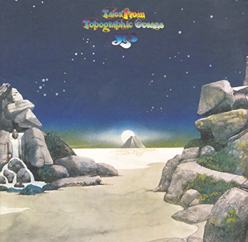 Tales From Topographic Oceans: Expanded Edition (4 CD)