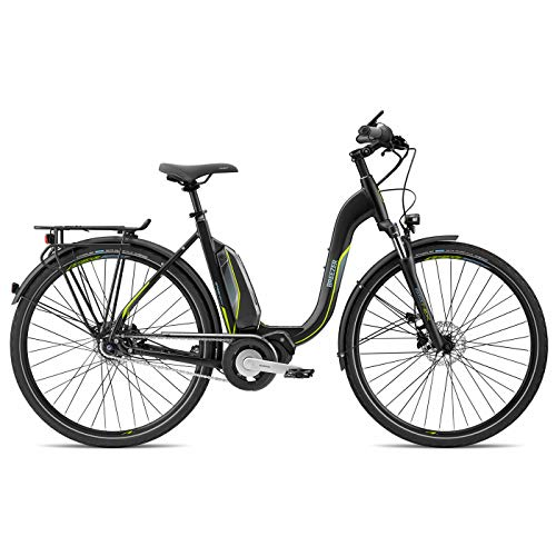 Breezer Vélo Greenway IG+ LS Satin Black