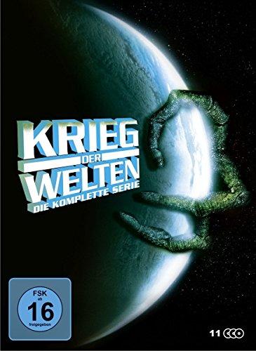 Die komplette Serie (2 Digipaks im Schuber) (11 DVDs)