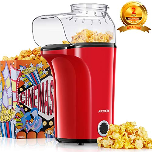 Machine à pop-corn Aicook