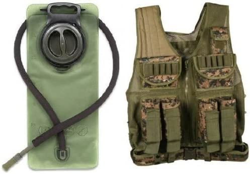 Ultimate 40% OFF Cheap Sale Arms Gear Special Campaign Marpat Woodland Digital Airsof Camo Paintball